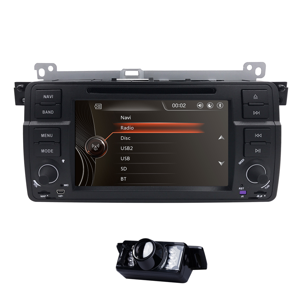 E63 BMW E46 3 series Radio Stereo Knob Dial On//Off Switch button