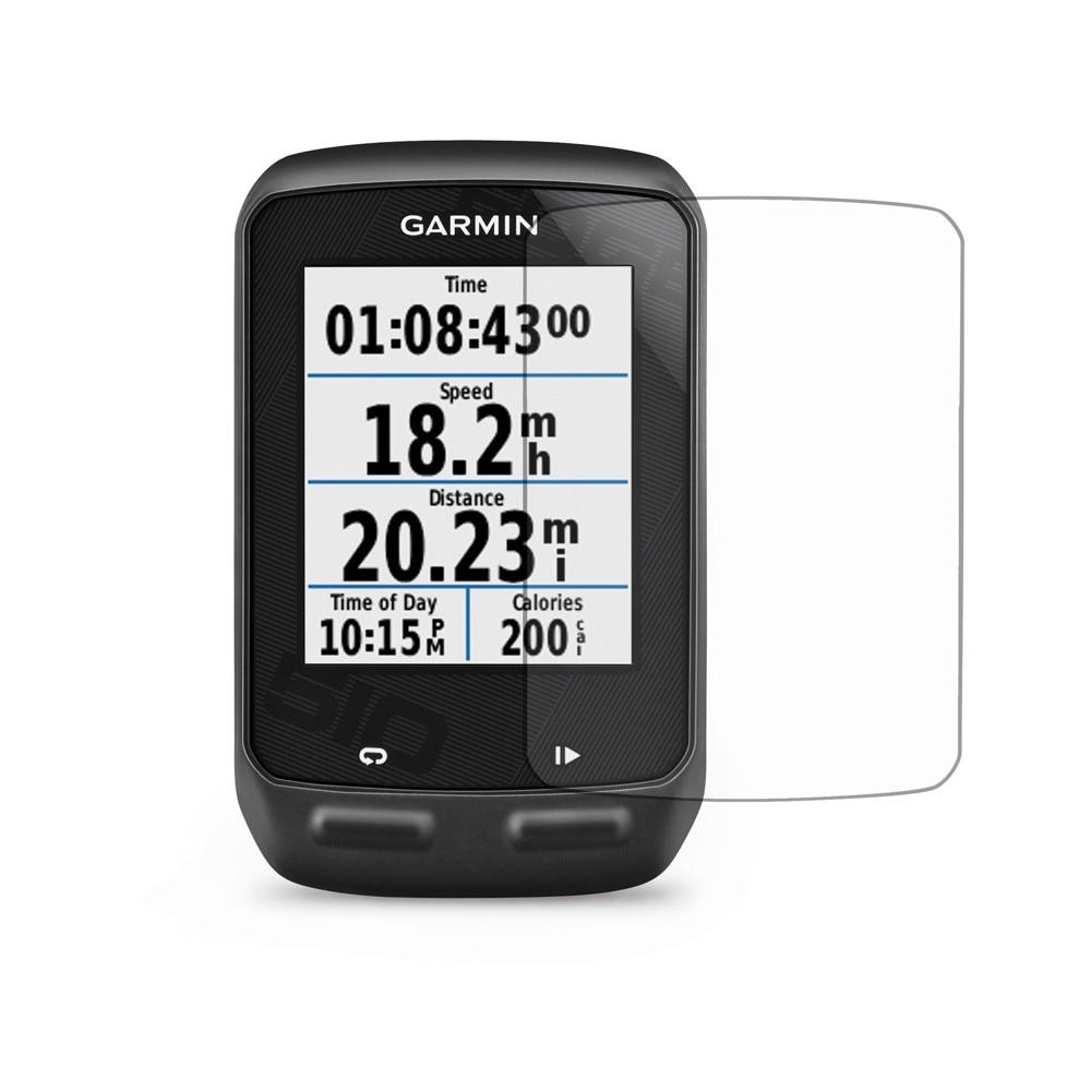 6x Clear LCD Screen Protector Guard Cover Film Skin for Outdoor Road/Mountain Cycling Bike Garmin GPS Edge 510