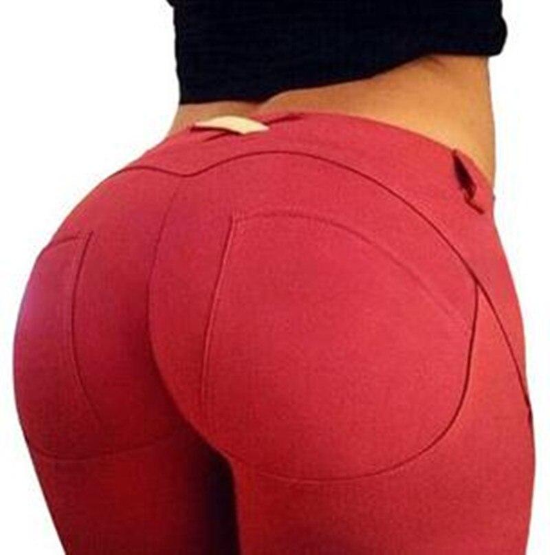Red Denim Pants Promotion-Shop for Promotional Red Denim Pants on ...