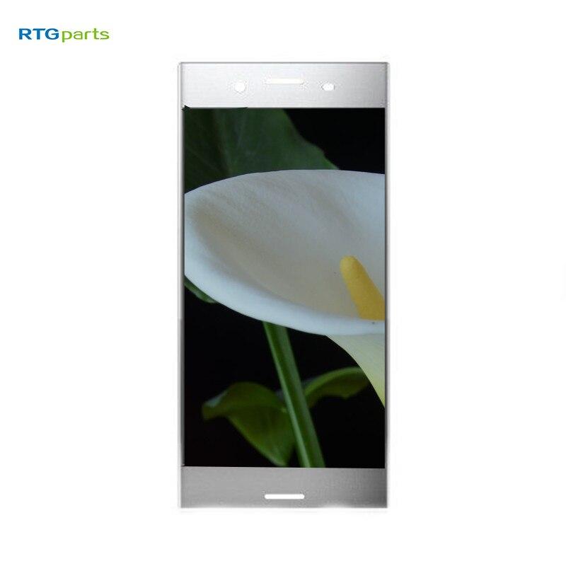 RTGparts IPS LCD capacitif écran tactile numériseur assemblée pour Sony Xperia XZ Premium G8141 G8142