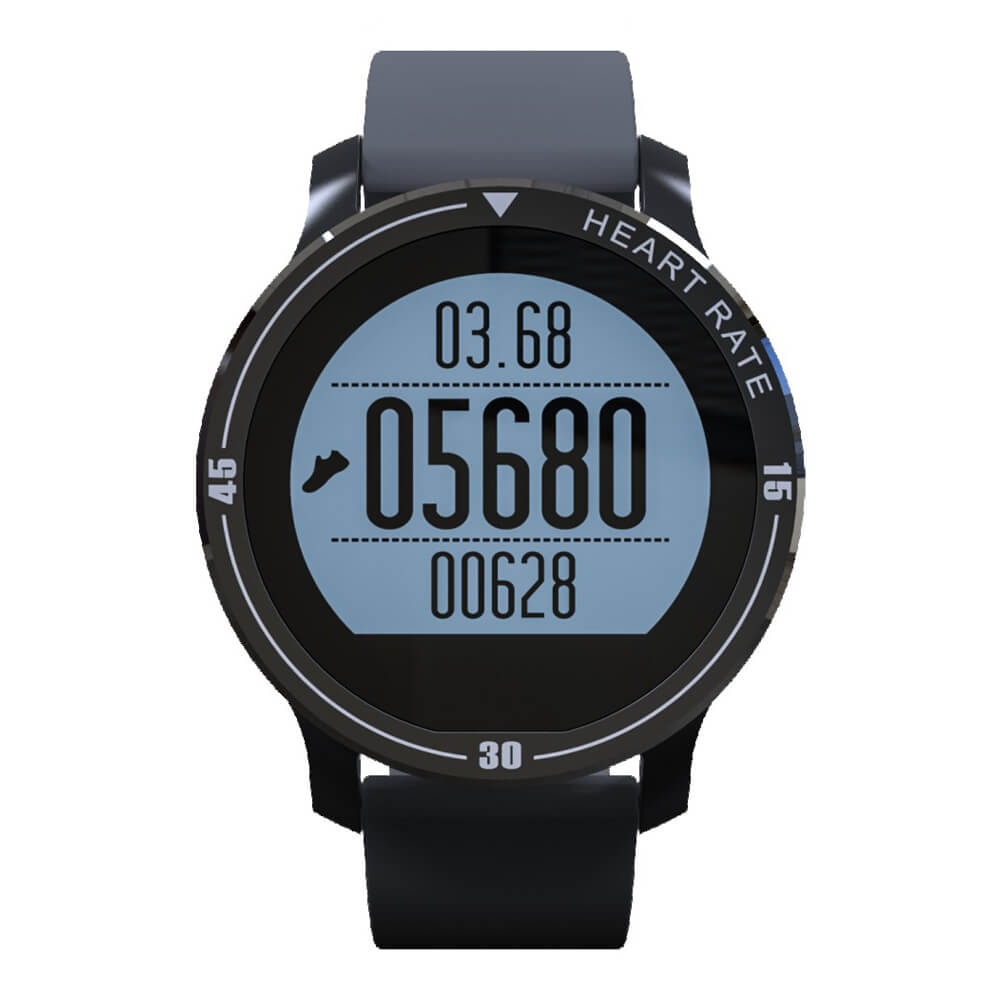 MAKIBES AEROBIC A1 SMART SPORTS WATCH BLUETOOTH DYNAMIC HEART RATE MONITOR SMARTWATCH S200 231407 9