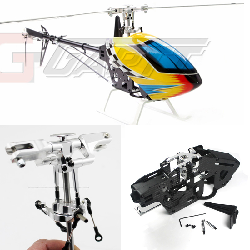 GARTT 450 DFC Double Push Belt 6CH 3D RC Helicopter With Canopy and Blades  sc 1 st  AliExpress & GARTT 450 DFC Double Push Belt 6CH 3D RC Helicopter With Canopy and ...