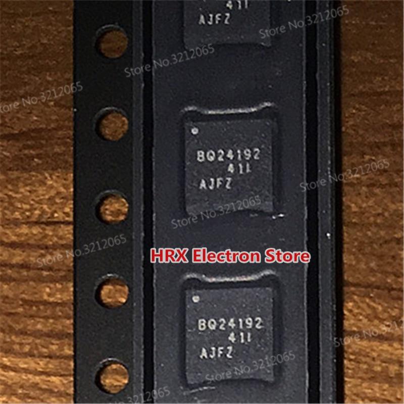 100% New Original BQ24192RGER BQ24192 BATT CHARGE MGMT VQFN-24