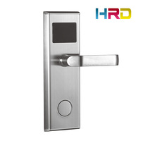hotel motel school office building electronic mortise card lock system electric access control material stainless steel t57 type