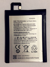 FOR Lenovo VIBE S1 S1c50 S1a40 BL250 battery Rechargeable Li-ion Built-in mobile phone lithium polymer battery аккумулятор для телефона ibatt bl250 для lenovo s1a40 s1c50 s1a40 dual sim td lte