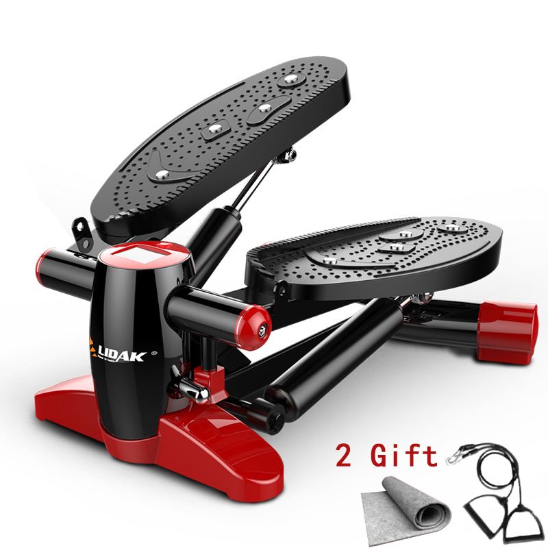 Mini Multi functional Treadmill For Home Equipped Quiet Lose Weight Pedal Fitness Equipment Steppers Running Machines