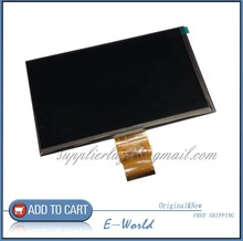 Original and New 7inch Tablet PC MID ebook universal LCD screen KR070PK9S free shipping