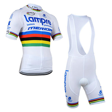2016 Lampre Merida Cycling Jersey Team Maillot Quick Dry Ropa maillot ciclismo Bike Bicycle Breathable sport jerseys Clothing