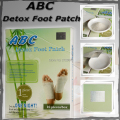 2 BOXES, FREE SHIPPING massage patch for sleep aid and detox body