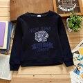2016 ropa de los cabritos hoody caliente para las niñas para el muchacho de los niños sudadera moleton infantil juego de los deportes svitshot barato wj052