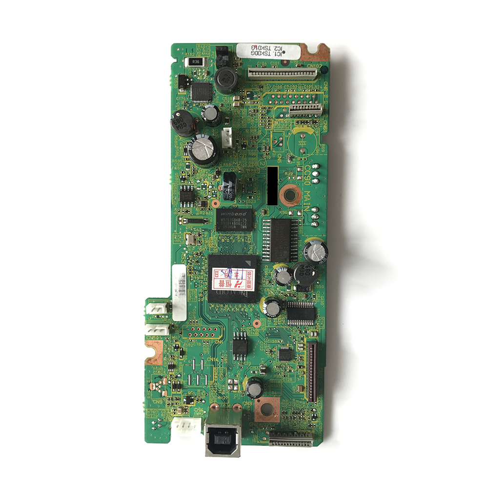 Original main board mainboard For Epson L455 printer Interface board brand new novajet encad 750 main board use for lecai skycolor inkjet printer mainboard spare part
