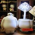 Прекрасный СВЕТОДИОДНЫЕ Аккумуляторные Настольные Лампы Гибкий Свет Чтение Защиты Глаз Рядом Лампы для Детских Детей Спальне Свет Ночью