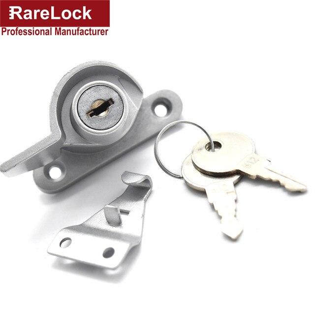 Rarelock Christmas Supplies Hook Window Door Lock Home Security ...