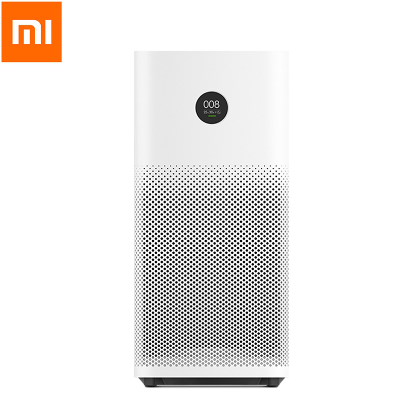 все цены на Original Xiaomi Air Purifier 2S Triple-Layered Hepa Filter Air Purifier Mijia APP Control Smart Air Freshener Low Noise Home Use