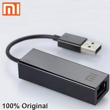 Original Xiaomi USB to RJ45 External Ethernet Card Adapter 10/100Mbps  for Mi BOX S 3C / 3S 4 4C SE laptop PC Notebook usb2.0
