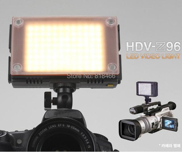 Free shipping Fu0026V HDV-Z96 Z-flash LED DSLR Video Camera Dimmable Lighting Kit & Free shipping Fu0026V HDV Z96 Z flash LED DSLR Video Camera Dimmable ... azcodes.com