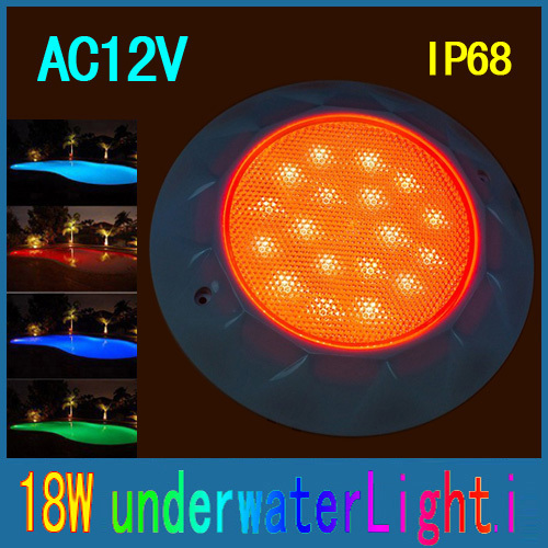 Factory direct sale surface mounted led swimming pool - Swimming pool lights underwater for sale ...