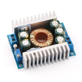 Car Vehicular DC-DC Voltage Step-down Buck Converter Voltage Regulator Converter Rated 8A/100W MAX 12A 4.5V-30V for LED Strip 100w 12a dc dc buck 12 24v to 3 3v 5 12v step down laptop car led converter