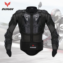 DUHAN Motorcycle Armor Racing Protective Gear Protector Motocross Off-Road Body Protection Jacket Clothing