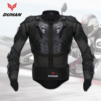 DUHAN Motorcycle Armor Motorcycle Racing Armor Protective Gear Protector Motocross Off Road Body Protection Jacket Clothing