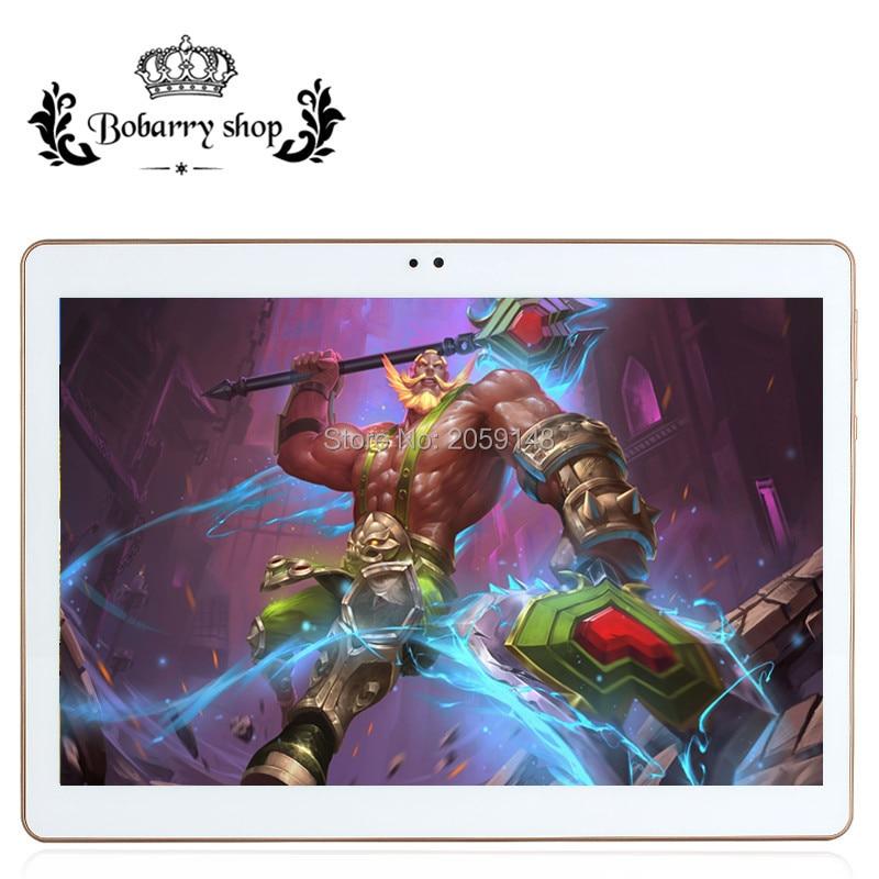 2017 El Más Nuevo de 10.1 pulgadas Tablet PC 4G LTE Quad Core 2 GB RAM 16 GB ROM