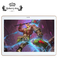 2017 Newest 10.1 inch Tablet PC 4G LTE Quad Core 2GB RAM 16GB ROM Android 6.0 IPS GPS 5.0MP WCDMA 3G Tablet pc+keyboard