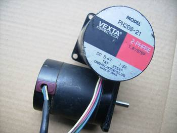 Stepper motor PK545AW-P5 ,  Used  one , 90% appearance new , 3 months warranty , fastly shipping