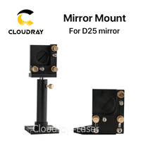Co2 Laser First Reflection Mirror Mount Support Integrative Holder For Laser Engraving Cutting Machine