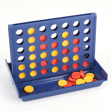 New 1 Set Children's Educational Connect 4 In A Line Board Game Party Games Toys Educational Toys For Kids Sports Entertainment newest units 1 set connect 4 in a line board game educational toys for children sports entertainment for nin