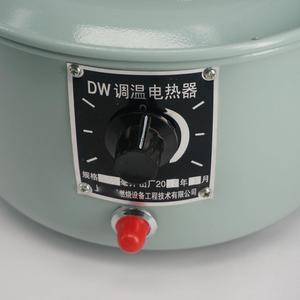 Image 3 - 安い 500 ミリリットル 300 ワット高品質ラボ電気加熱マントル熱レギュレータ調整可能な装備 220 v