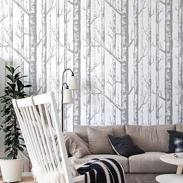 US $13.49 25% OFF Custom 3d Natur Tapeten Abstrakte Baum Foto Wandbild für  Wohnzimmer Schlafzimmer Tier Wandmalereien Designer Günstige Tapete in ...