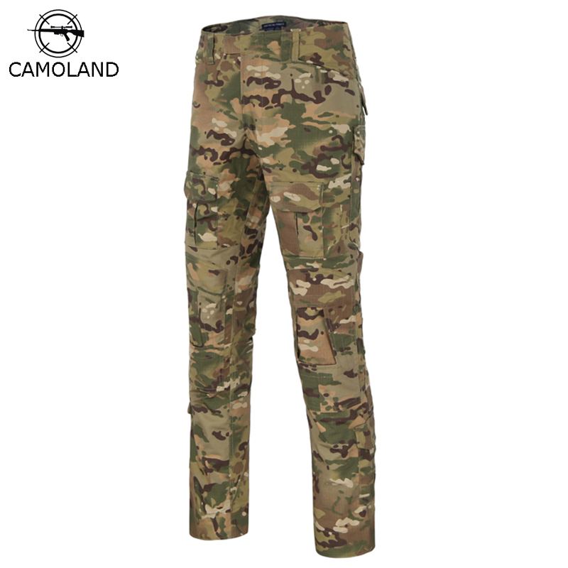 2018 new plus size War Game men tactical pants camouflage cargo pants casual pants army military work Active Pants trousers men