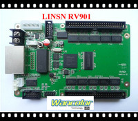 free shipping LINSN RV901 Full Color LED Display receive Card Syncronous receiving card