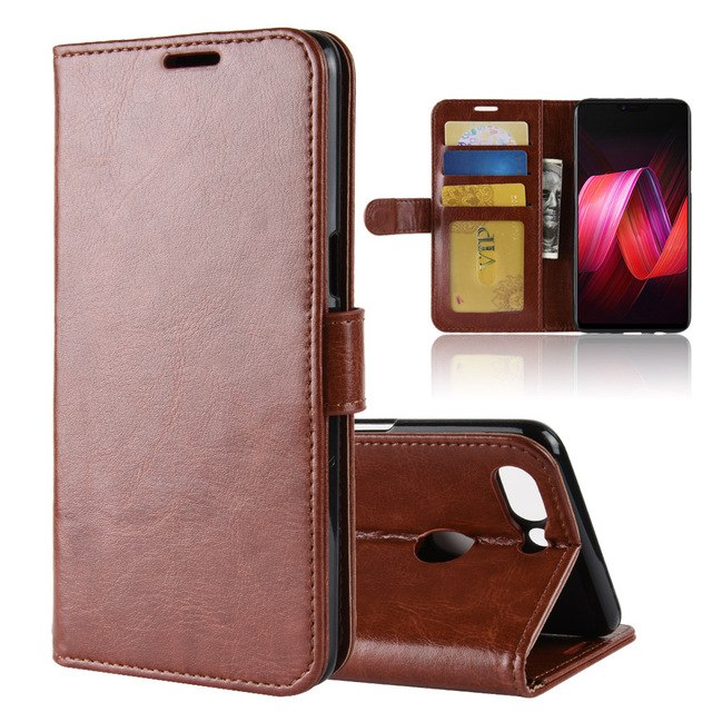 new concept 56879 ee24b US $289.0 |For Oppo F7 Magnetic Wallet Leather Case For Oppo F7 Premium  Flip Stand Card Slots Holder Shockproof Protective Phone Case -in Wallet  Cases ...