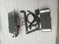 CQR 150cc 200cc 250cc zongshen loncin lifan motorcycle water cooled engine radiator xmotos apollo water box with fan accessories