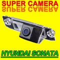 For Sony CCD HYUNDAI SONATA Car Rear View Back Up Reverse Parking Sensor car Camera Wide Angle Guide Line KIT for GPS
