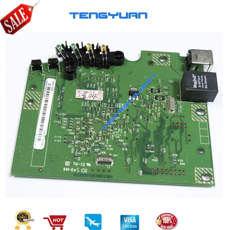 Envío gratuito 100% de prueba para HP1505N P1505N Formatter Board - Electrónica de oficina