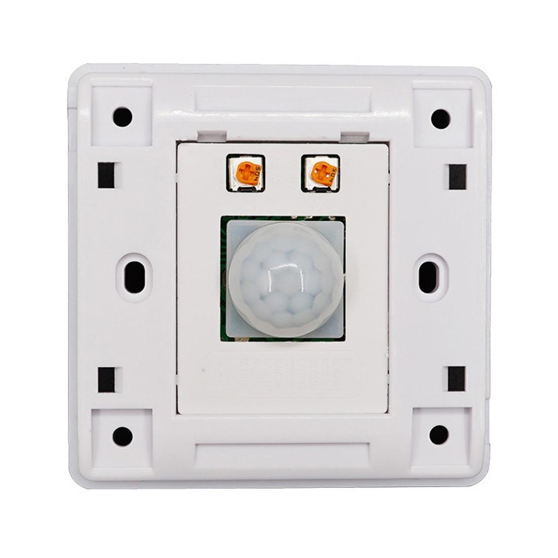 High PIR Senser Infrared IR Switch Module Body Motion Sensor Auto On off Lights Lamps