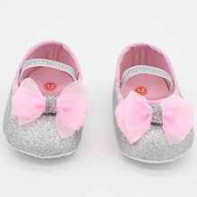 Newborn Toddler Girls Baby Shoes Soft Soled Crib Shoes Prewalker Shoes Infantil Menina Crib Shoes Sneakers First Walker 0-18M