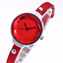 Reloj mujer 2018New Múltipla Cor Da Moda Simples Pulseira De Couro Mulheres relógio de Quartzo relógio de Vestido Da Senhora Relógio Do Presente Do Feriado de Venda Quente