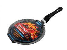 Сковорода блинная Традиция, Мрамор, 22 см