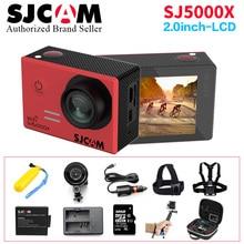 SJCAM SJ5000X Elite Action font b camera b font Ultra HD 4K 24fps 2K 30fps Gyro