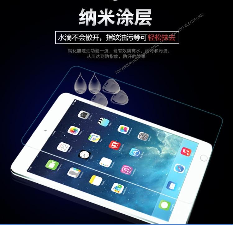 9H približno 0,3 mm premium 2,5D ukrivljeni zaščitni zaslon iz - Dodatki za tablične računalnike - Fotografija 3