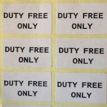 1000 этикеток/лот бесплатно только 25x15 мм самоклеющиеся наклейки пункт № yu08