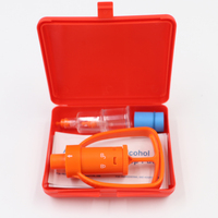 First Aid Tools Bite Pump Venom Extraction Vacuum Pumps With Iodine Alcohol Pad Tourniquet For Snakebite