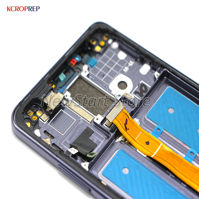 6,0 для huawei mate 10 pro ЖК дисплей Дисплей Сенсорный экран дигитайзер в сборе для huawei Коврики 10 pro BLA L09 BLA L29 BLA AL00 ЖК дисплей - 3