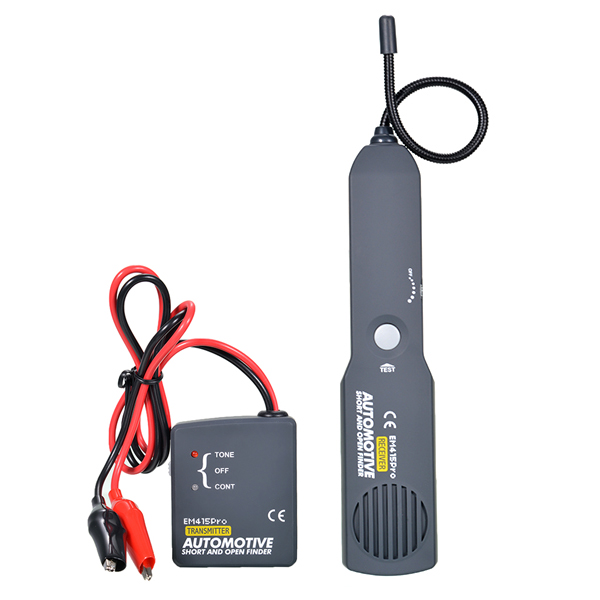 Universal Auto Circuit Tester EM415PRO Automotive Cable Wire Tracker Short & Open Circuit Finder Vehicle Repair Detector Tracer