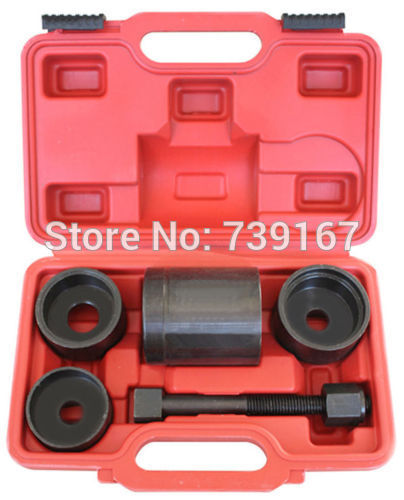 Rear Ball Joint Bushing Installation Removal Tool Set For BMW 5/7 Series ST0205 rear ball joint tool kit bushing tool set suitable for bmw e38 e39