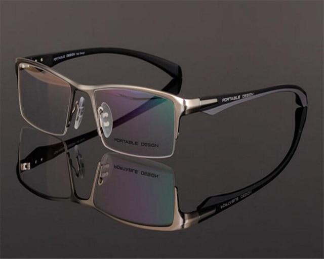 Progressive Near Me >> Dower Me Progressive Multi Focal Lens Men Fashion Half Rim Business Alloy See Near Far Optical Goggle Reading Eyeglasses Zm9065 In Reading Glasses