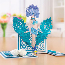 Buy YaMinSanNiO Feathers Dies Metal Cutting Dies for DIY Scrapbooking Photo Album Decorative Embossing Paper Cards New Dies for 2019 directly from merchant!
